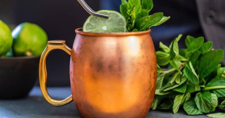 Keto Moscow Mule Recipe