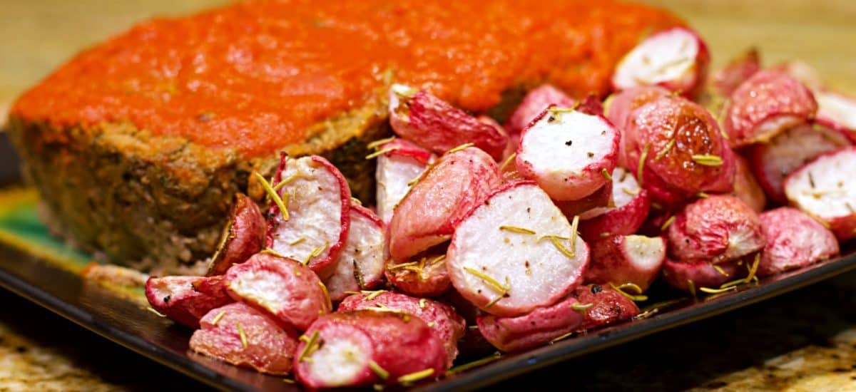 Keto Italian Meatloaf Recipe
