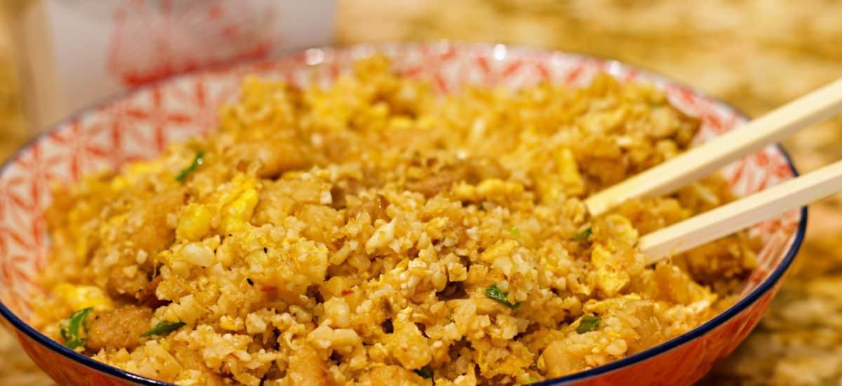 Keto Pork Belly Fried Rice Recipe